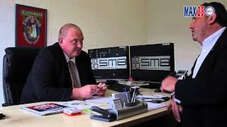 La société S.M.B. Security SPRL présenté par Max 25 Christian Kinot