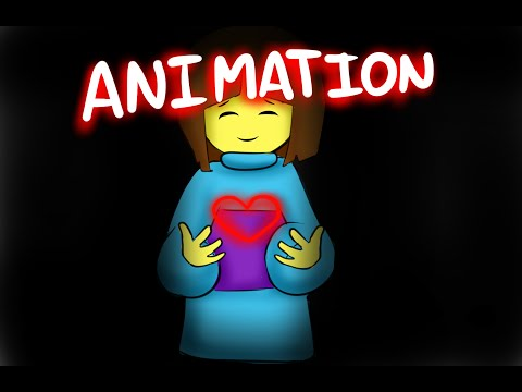 Your Best Friend - Undertale Animation (Glitchtale #4)