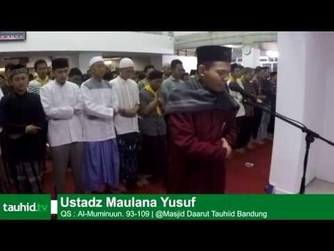 Tauhid TV - Ustadz Maulana Yusuf - QS Al Muminuun 93-109