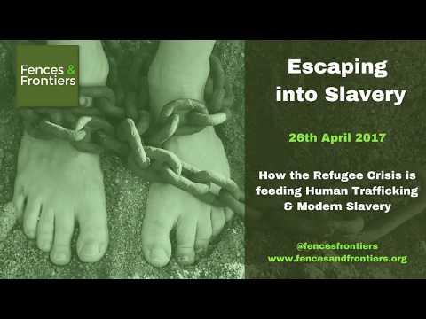 Human trafficking on the mediterranean migration routes  (IOM Presentation - 2017) thumbnail