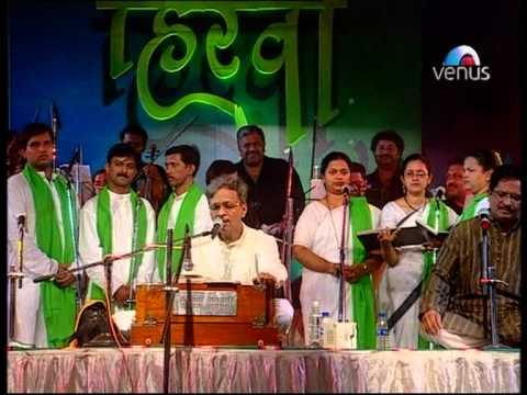 Jai Sharde Vagishwari (Shridhar Phadke Sangeet Sandhya - Ritu Hirwa)