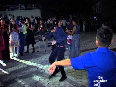 Mezuniyet Halayı 1 İGMO (Osmaniye) Mezuniyet Gecesi 2013