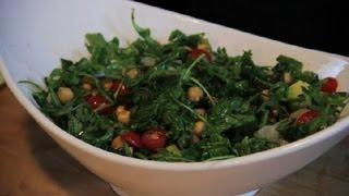 Italian Avocado Salad : Avocado Recipes