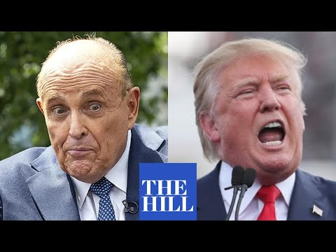 WATCH: Rudy Giuliani speaks on election lawsuits, voter fraud claims   FULL EVENT