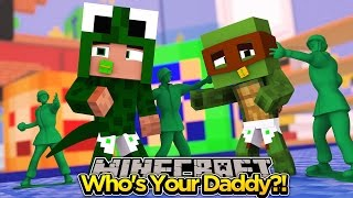 Minecraft Who's Your Daddy - TOY STORY FUN!