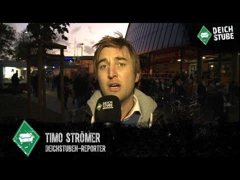 """""""Nouri muss weg!"""" - Fan-Stimmen nach Werder-Blamage gegen Augsburg"""