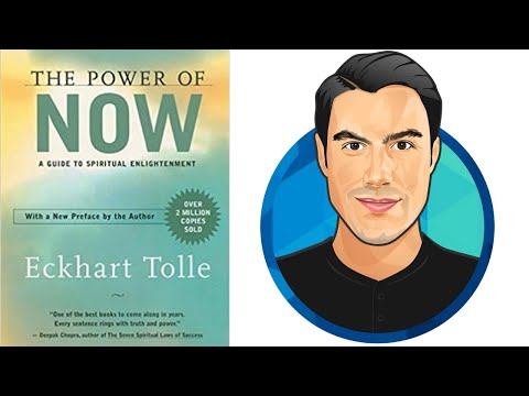 THE POWER OF NOW | 10 Big Ideas | Eckhart Tolle | Book Summary