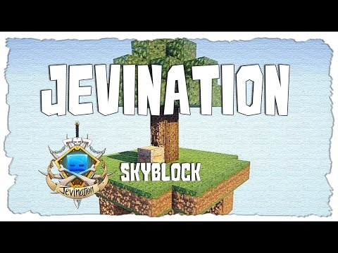 how to build a cobblestone generator in skyblock