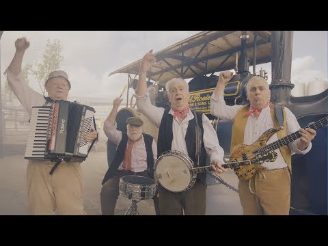 The Wurzels - Old Rosie