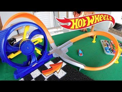 Hot Wheels Pista