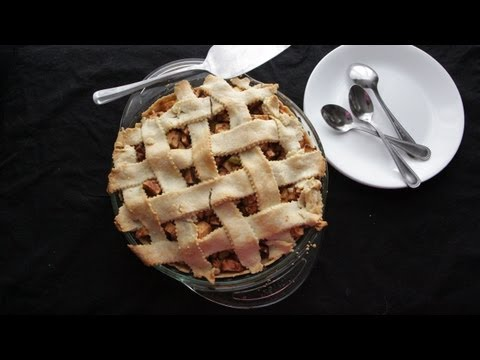 Apple Pie Recipe - Southern Queen of Vegan Cuisine 14/328