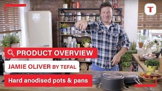 Jamie Oliver Tefal: Professional Series Hard Anodised