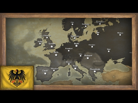 EU4 - Timelapse - German Conquest of Europe