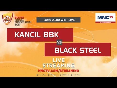 Kancil BBK VS Black Steel (FT : 6-7)  - Blend Futsal Profesional 2017