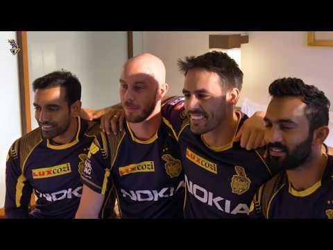 Kingfisher Good Times | Behind The Scenes | Kolkata Knight Riders | VIVO IPL 2018