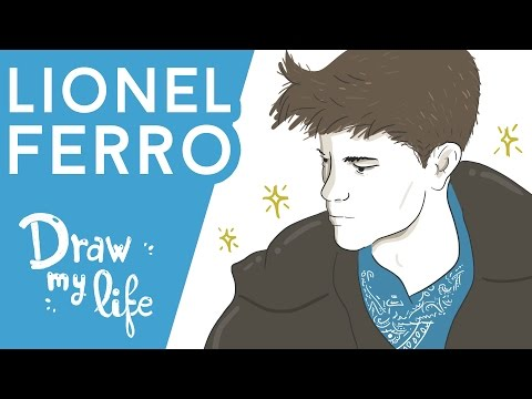LIONEL FERRO - Draw My Life en Español