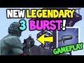 Download FORTNITE NEW *BURST AR* Early GAMEPLAY! - New FAMAS Legendary + Epic 3 BURST! - Battle Royale - STW