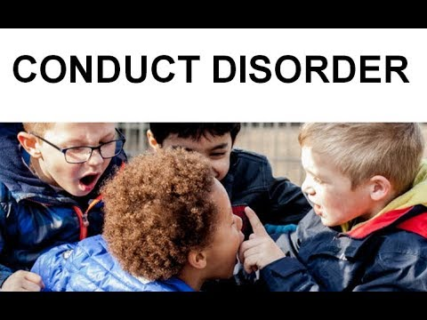 Conduct Disorder: A Learned Behaviour?