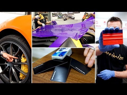 The Car Wrap Process