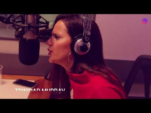 Trinidad Murray visitó #OMG en Radio One 103.7