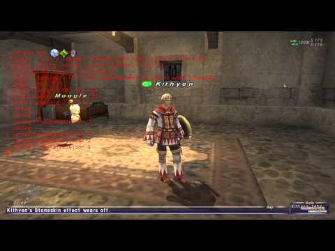 Final Fantasy XI 30FPS versus 60FPS - YouTube