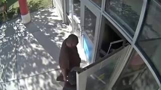 Security Video: Detroit Public Schools Student Body Slammed