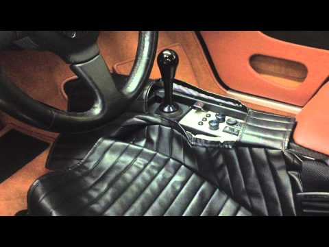 1995 McLaren F1 walk around, interior and engine.