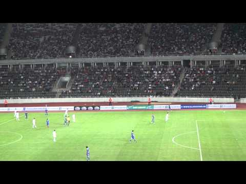 FC Dinamo Tbilisi VS FC Milsami (2:0)