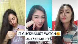 "COMPILATION#1 TIKTOK""ANAKAN MO KO""