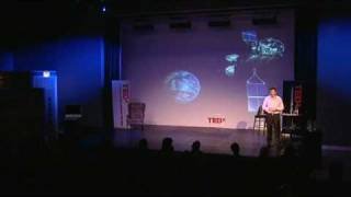 TED Space Energy Presentation - Peter Sage - part 1 of 2