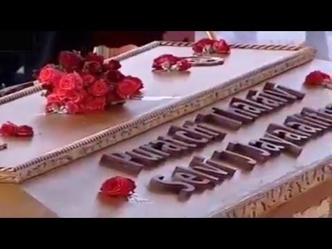 Dr.J.Jayalalithaa's Coffin!