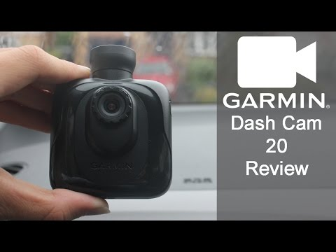 Garmin Dash Cam 20 Review