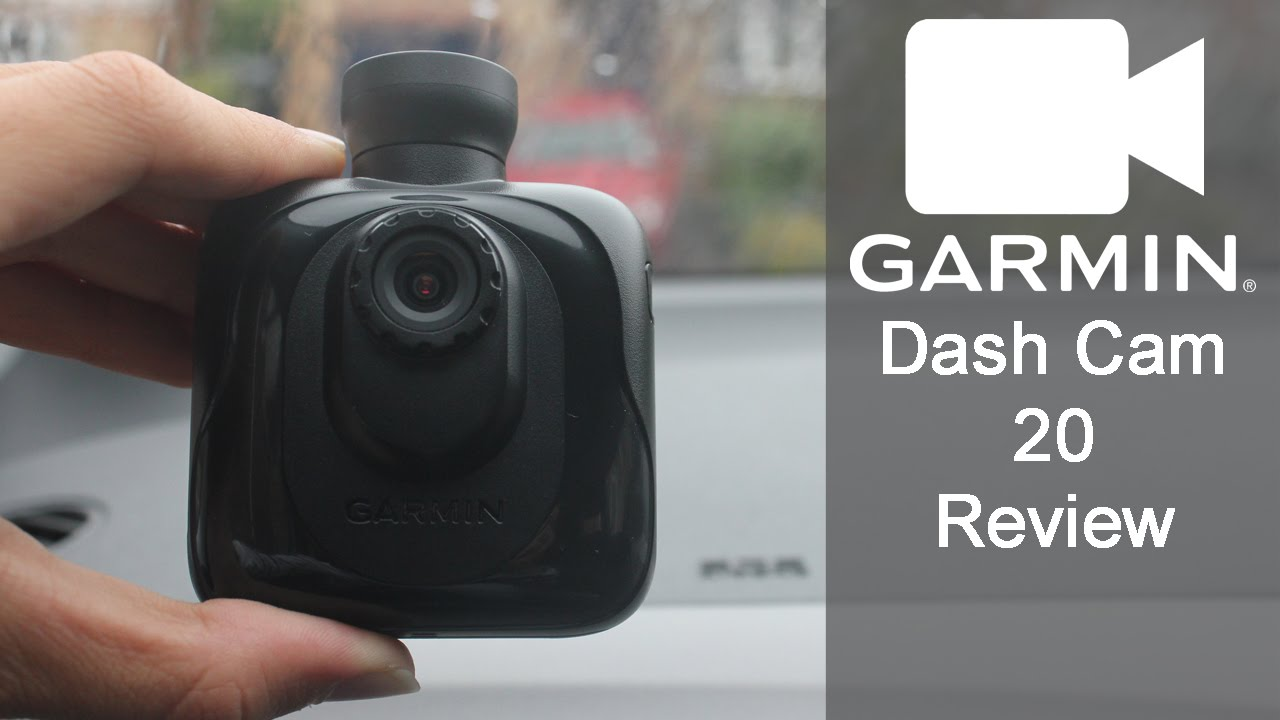 garmin dash cam 20 review youtube