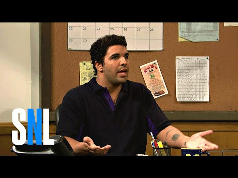 Thumbnail: Cut for Time: Work Banter (Drake) - SNL