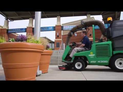 Sunbelt Rentals Provides The Equipment For Total Facility Maintenance Solutions