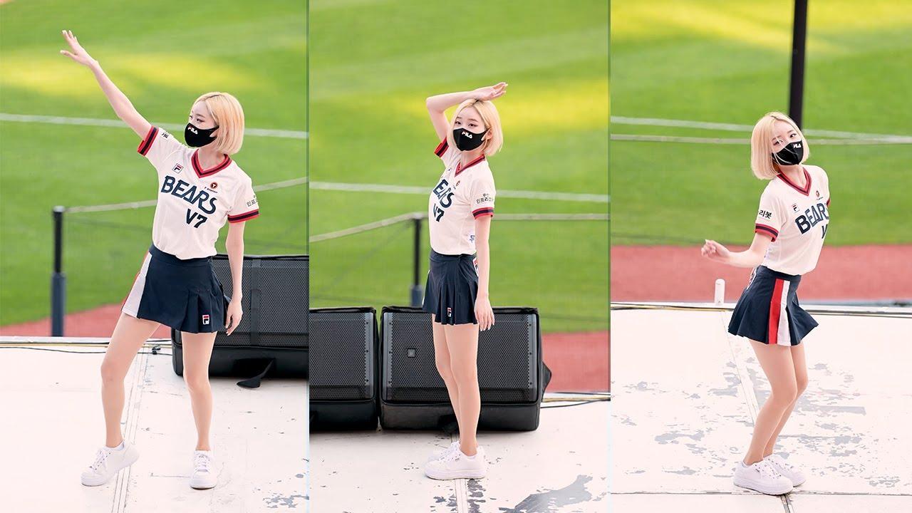 쁘걸 - 운전만해 2탄 | 서현숙 치어리더 세로 직캠 by@deuk_hyeon