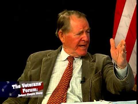The Veterans Forum - Robert Alsop