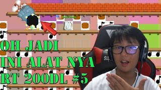 OHH GINI TOH CARA AUTO BREAK RT 200DL #5 -Growtopia Indonesia
