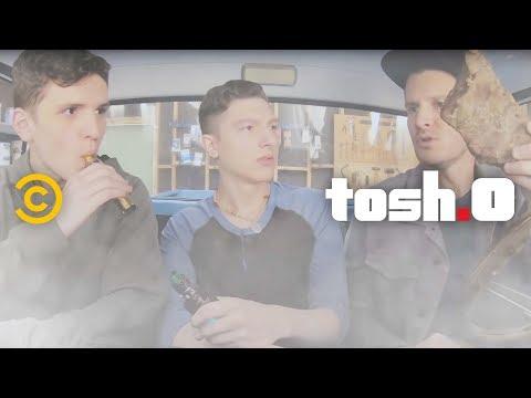 CeWEBrity Profile - Vape Bros (feat. Nate420 & LiamsGhosts) - Tosh.0