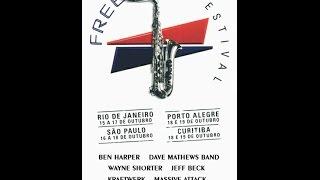 Kraftwerk Live [Free Jazz Festival - Rio de Janeiro 1998]