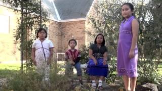 Karen children gospel song God bless America