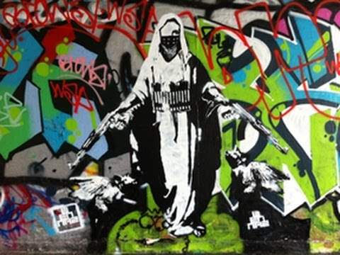 BEN NAZ PHILIPPINE STREET ART