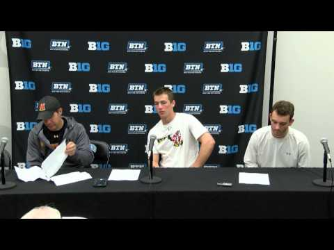 Press Conference: Maryland Big Ten Semifinals