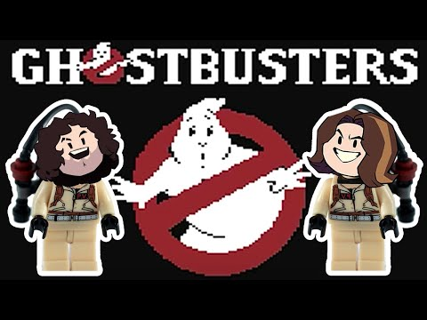 BUSTING and SUCKING - Ghost Busters