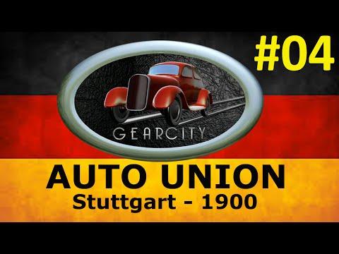 GearCity - Auto Union - Lançamento do Novo Carro! ep 04