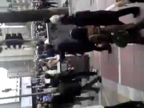 Iran Tehran 4 Nov 09 Valiasr Near zartosht St Protest P24