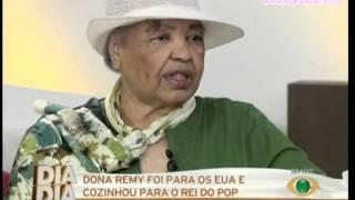 Cozinheira brasileira de Michael Jackson no Dia a Dia - Silvia Poppovic [1/2]
