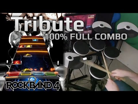 Tenacious D - Tribute 100% FC (Expert Pro Drums RB4)
