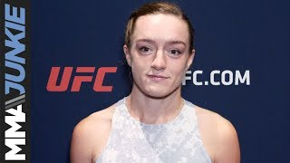 UFC on ESPN+ 13: Aspen Ladd media day interview