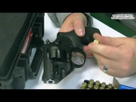 Korth Sky Marshal 9 mm Luger revolver 1. rész